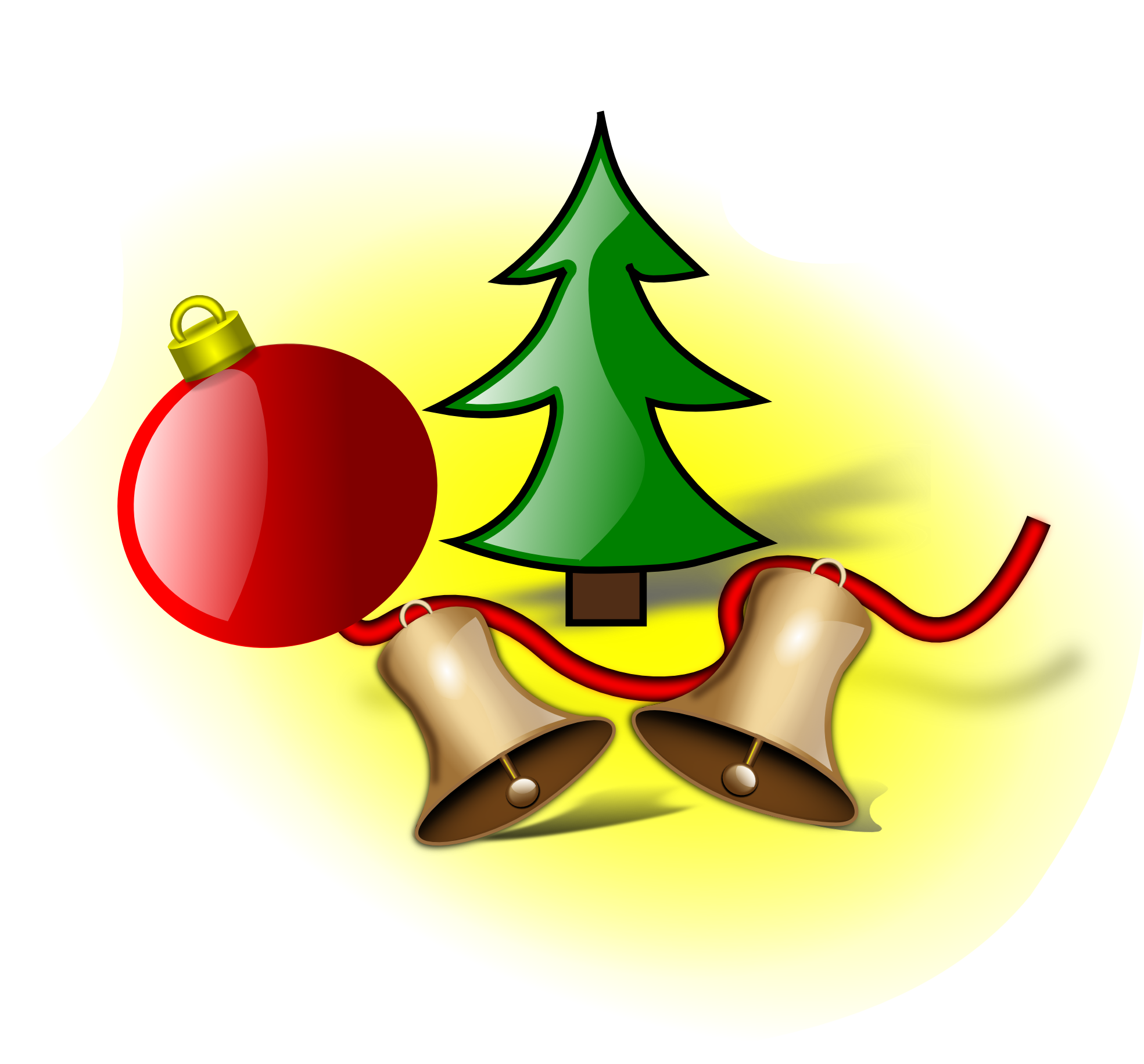 Rock clipart christmas #8