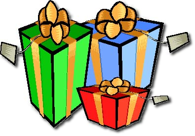 Gift clipart cartoon #13