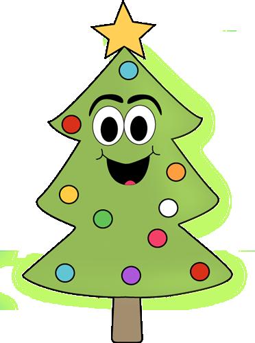 Bell clipart christmas star Cartoon Art Images Christmas Tree