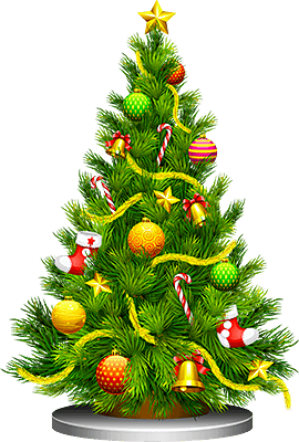 Bell clipart christmas tree decoration Tree decoration christmas Christmas its