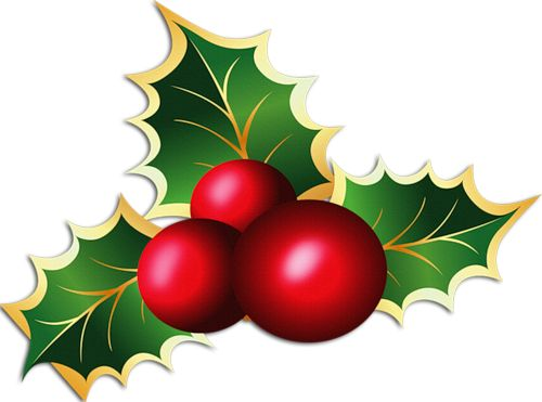 Holley clipart festive Best christmas collections BBCpersian7 17