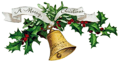 Holley clipart christmas bell Christmas  holly /Christmas_bells/Christmas_bell_with_holly with