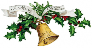 Holley clipart traditional christmas Bell Christmas Christmas Holly Download
