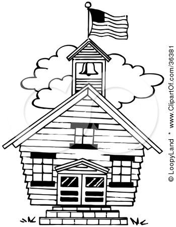 Tower clipart school bell #3