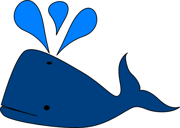 Blue Whale clipart blue starfish Panda Clipart Whale Images beluga%20whale%20clipart