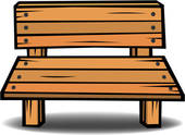 Park Bence clipart Clipart Bench Free Images Clipart