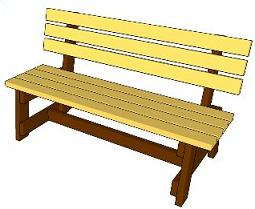 Bench clipart Bench Patio Free Bench Clipart