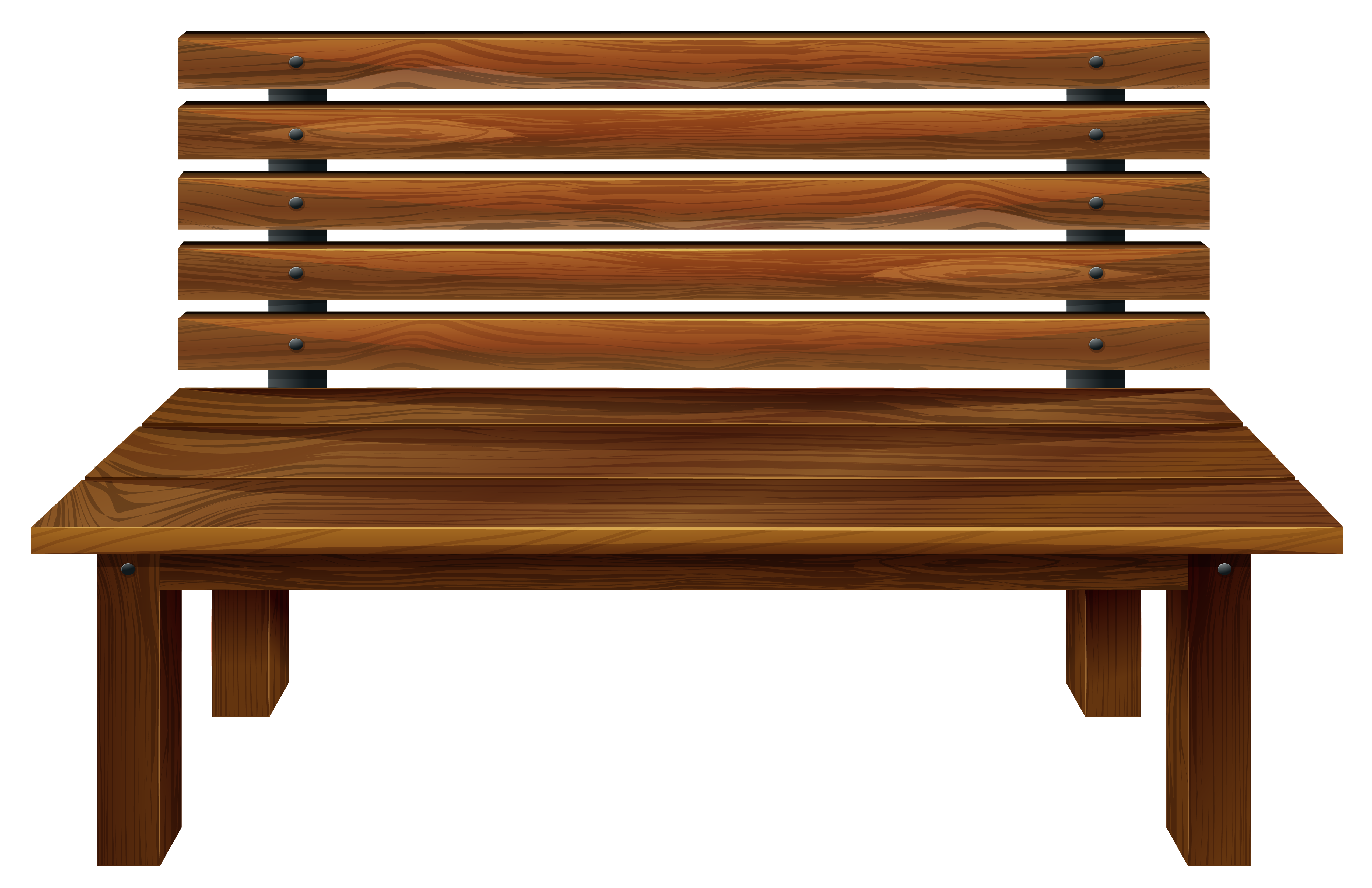 Bench clipart Transparent collection Image Clipart PNG
