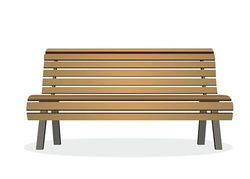 Park Bence clipart Free Bench Panda Clipart Free