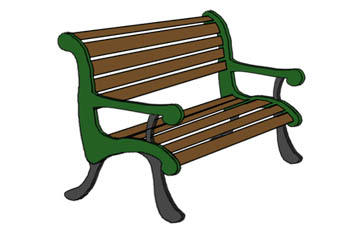 Bench clipart 2 Clipart ClipartBarn clip download