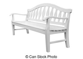 Bench clipart black and white  Art on and 370