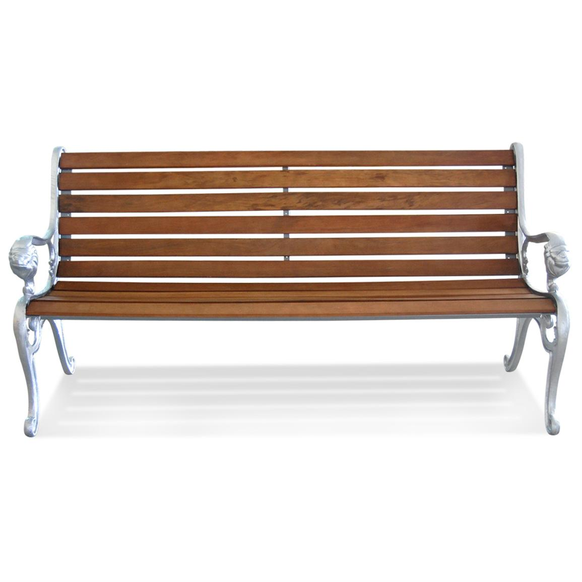 Wood clipart park bench #7