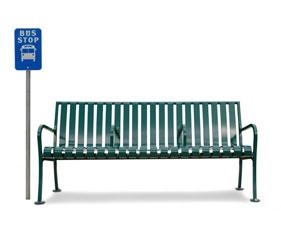 Bench clipart bus stop bench Art Clip Bench Bus Bus