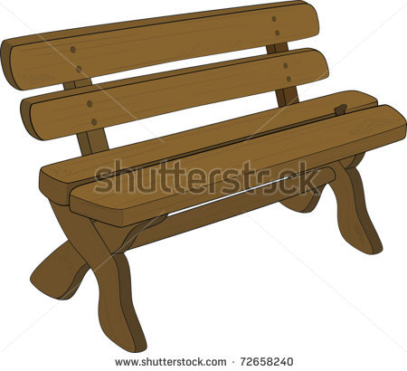 Bench clipart cartoon Bench cps Clipart Park China