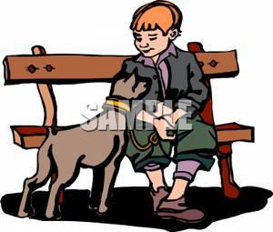 Park Bence clipart front Front with In Bench a