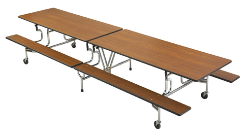 Bench clipart lunch table Categories Table BY SICO® Folding