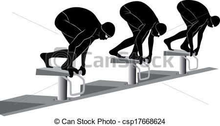 Sport clipart bench Vector csp17668624 Search athletes Illustration