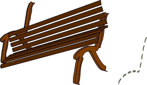 Bench clipart transparent Clip aoi com G at