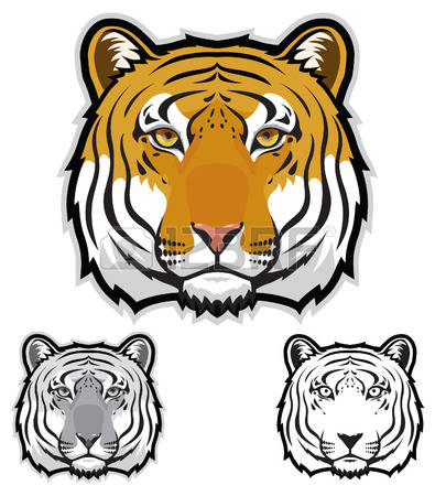 Bengal clipart fierce tiger Bengal clipart clipart drawings Download