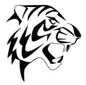 Bengal clipart tiger logo Bengal Clip · Tiger Royalty