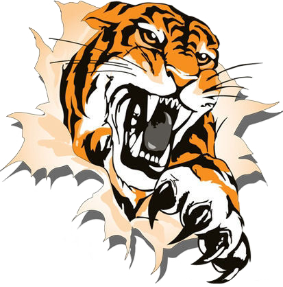 Bengal clipart fierce tiger Tiger tiger clipart Cps 4