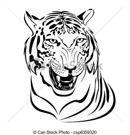 White Tiger clipart bengal tiger Chinese Bengal%20Tiger%20Clip%20Art Clipart Free Images