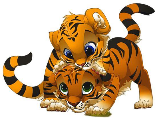 Bengal clipart cute tiger Clipart Tiger Cartoon Tiger Bengal