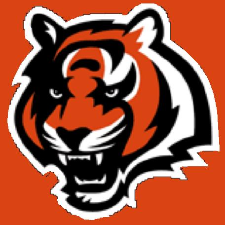 Bengal clipart tiger logo Logo Mascot football of cincinnati