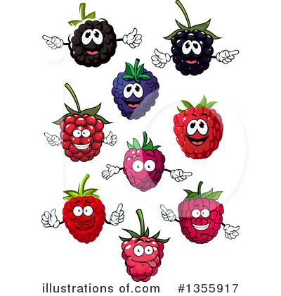Berry clipart blackcurrant Royalty by Sample SM Vector