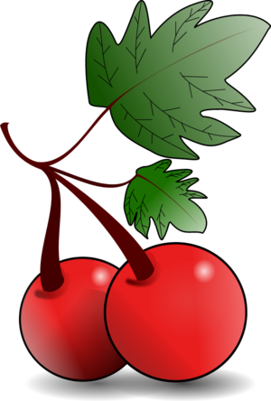 Cherry Tree clipart berry Berry%20clipart Clipart Free Berry Clipart