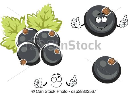 Berry clipart blackcurrant Black Clip currant of Art