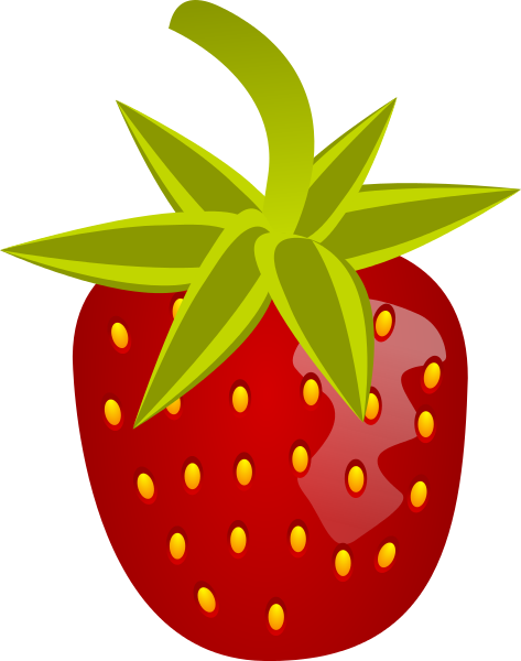 Berry clipart strawberry 2 Berry Berry Free of