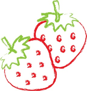 Berry clipart strawberry Berries Red Clipart Berries Image