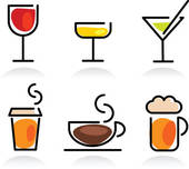 Beverage clipart Beverage  GoGraph Art Clip
