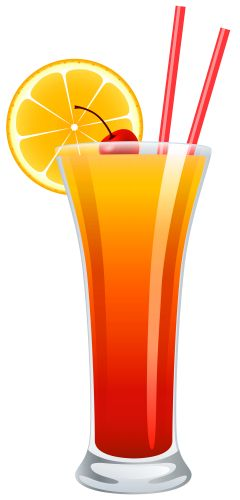 Juice clipart alcoholic drink #14