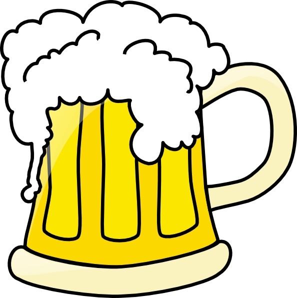Beer clipart beer glass #3