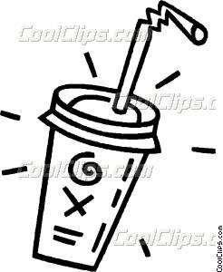 Beverage clipart cold drink Drink soft art drink soft