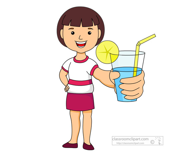 Beverage clipart cold thing  holding : jpg holding