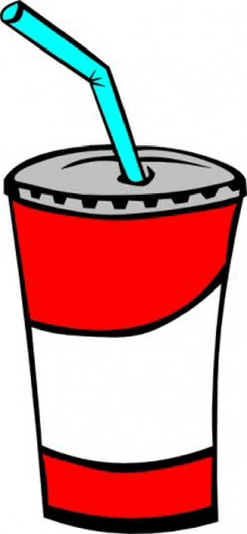 Beverage clipart cool drink Drinks Vector Soft Clip Clip