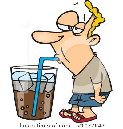 Soda clipart character Toonaday Clipart #1077643 Soda Royalty