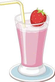 Smoothie clipart beach drink Find DRINKS ART on Pin