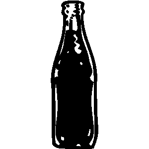 Soda clipart character 4566 B176 line beverage clipart