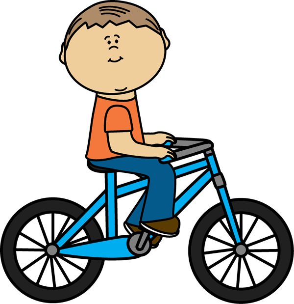 Bike clipart Art Images a Bicycle Riding