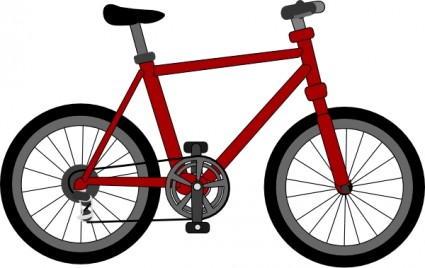 Bicycle clipart weekend activity Clipart Panda Clipart Images Free