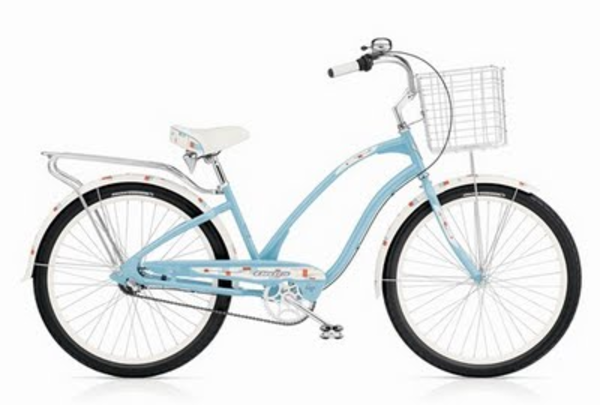 Basket clipart bike At this With  Clker