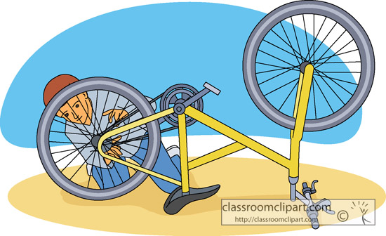Bicycle clipart bicycle part Bicycle Clipart Clipart bike_repair :