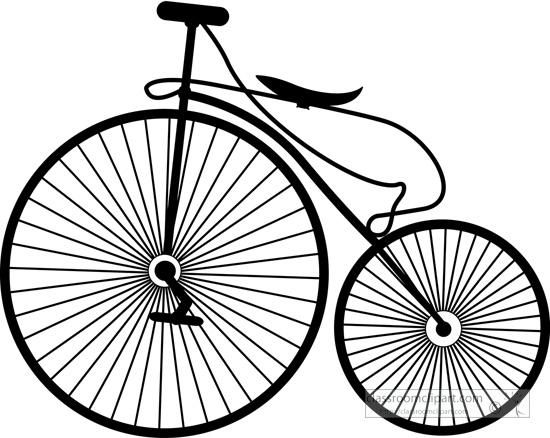 Bicycle clipart bicycle wheel Old bike bicycle jpg :