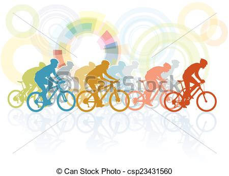 Bike clipart cycle race BBCpersian7 Illustrations Art collections race