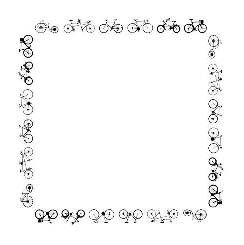 Bike clipart border #6