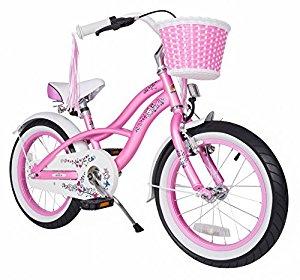 Kids (40 Pink Bikestar Children